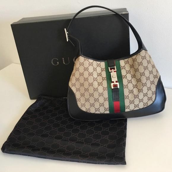 909fe346166d Gucci Bags | Authentic Jackie Shoulder Bag | Poshmark
